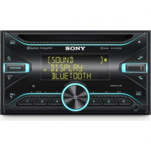 Sony WX-GS920BH Double DIN Bluetooth In-Dash CD/AM/FM Car Stereo Receiver - Coming July 2017Sony WX-GS920BH Double DIN Bluetooth In-Dash CD/AM/FM Car Stereo Receiver - Coming July 2017