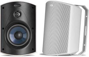 Polk Audio Atrium5 All-weather indoor/outdoor Speakers - Pair -white