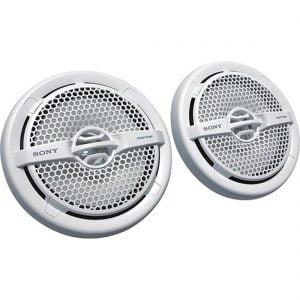 "Sony XS-MP1611 Marine 6.5"" Dual Cone Speakers"