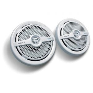 "Sony XS-MP1621 6-1/2"" 2-way Marine Speakers - Pair"