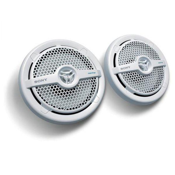 "Sony XS-MP1621 6-1/2"" 2-way Marine Speakers - Pair"