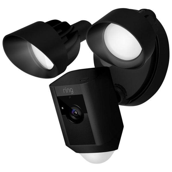 Ring Floodlight Cam - black