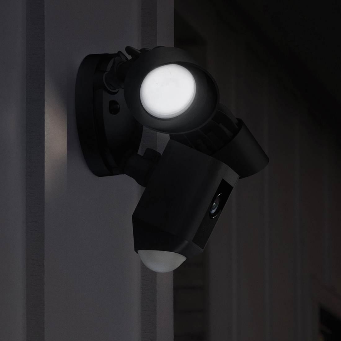 Ring Floodlight Cam Black