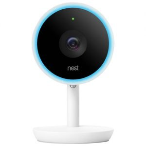 Nest Cam IQ Wi-Fi Indoor 1080p IP Camera - NC3100EF
