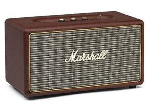 Marshall Stanmore Bluetooth Stereo Speaker - Brown