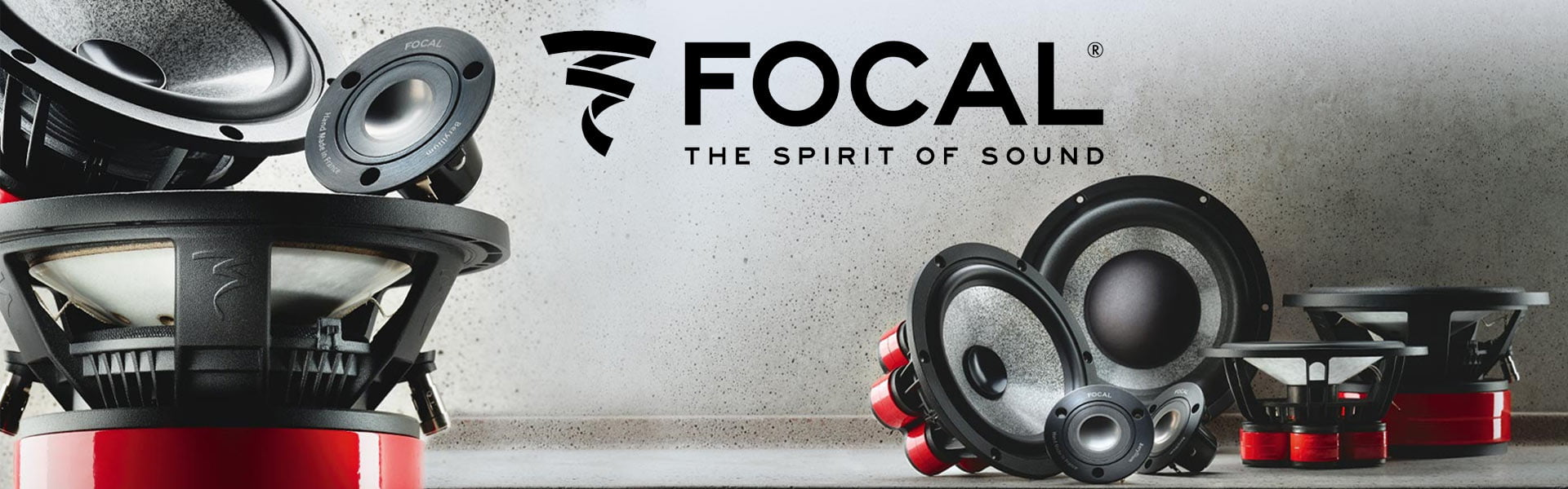 Focal Car Audio Sale Banner