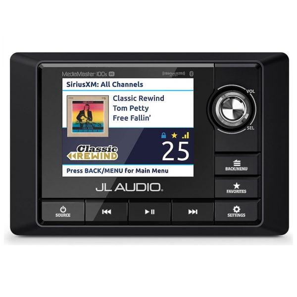 JL Audio MediaMaster MM100s-BE