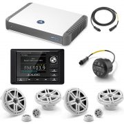 JL Audio Premium Boat Package