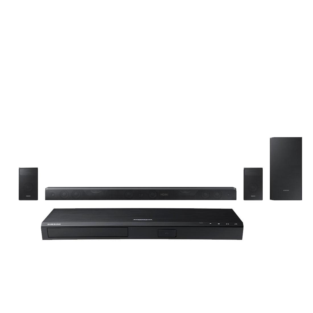 Hw K950 5 1 4 500w Soundbar With Dolby Atmos And Ubd M8500 Zc  # Meuble Tv Samsung