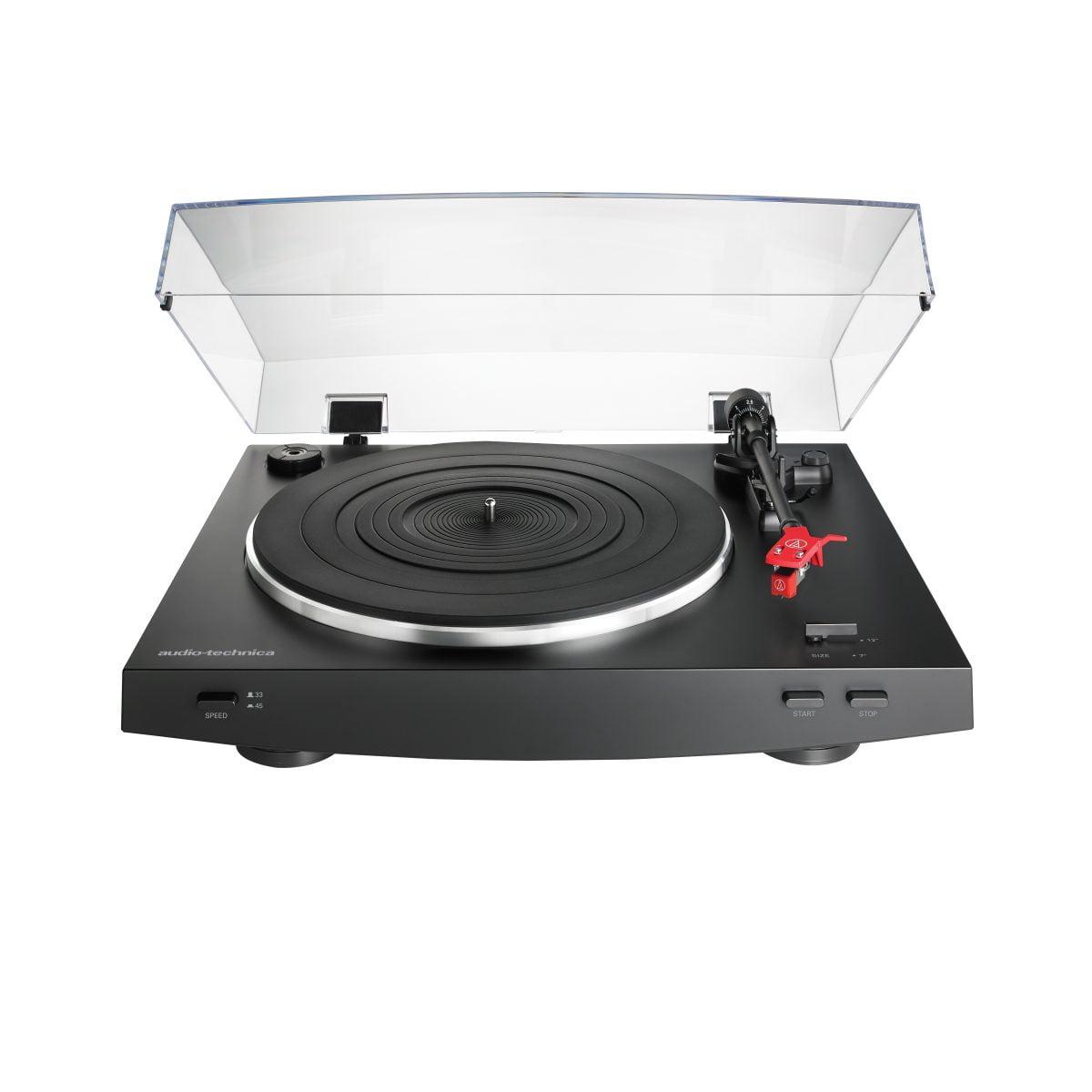 Audio Technica At : audio technica at lp3bk fully automatic belt drive stereo turntable black ~ Vivirlamusica.com Haus und Dekorationen