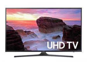 """Samsung UN65MU6300 65"""" 4K UHD TV"""