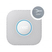 Nest Protect Wi-Fi Smoke & Carbon Monoxide Alarm (Wired) - S3003LWEF