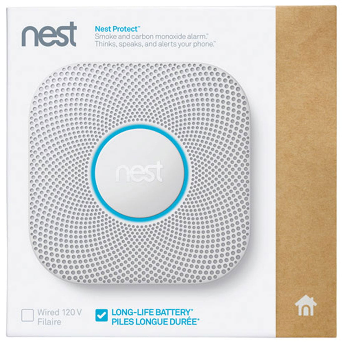 how to connect nest protect to wifi