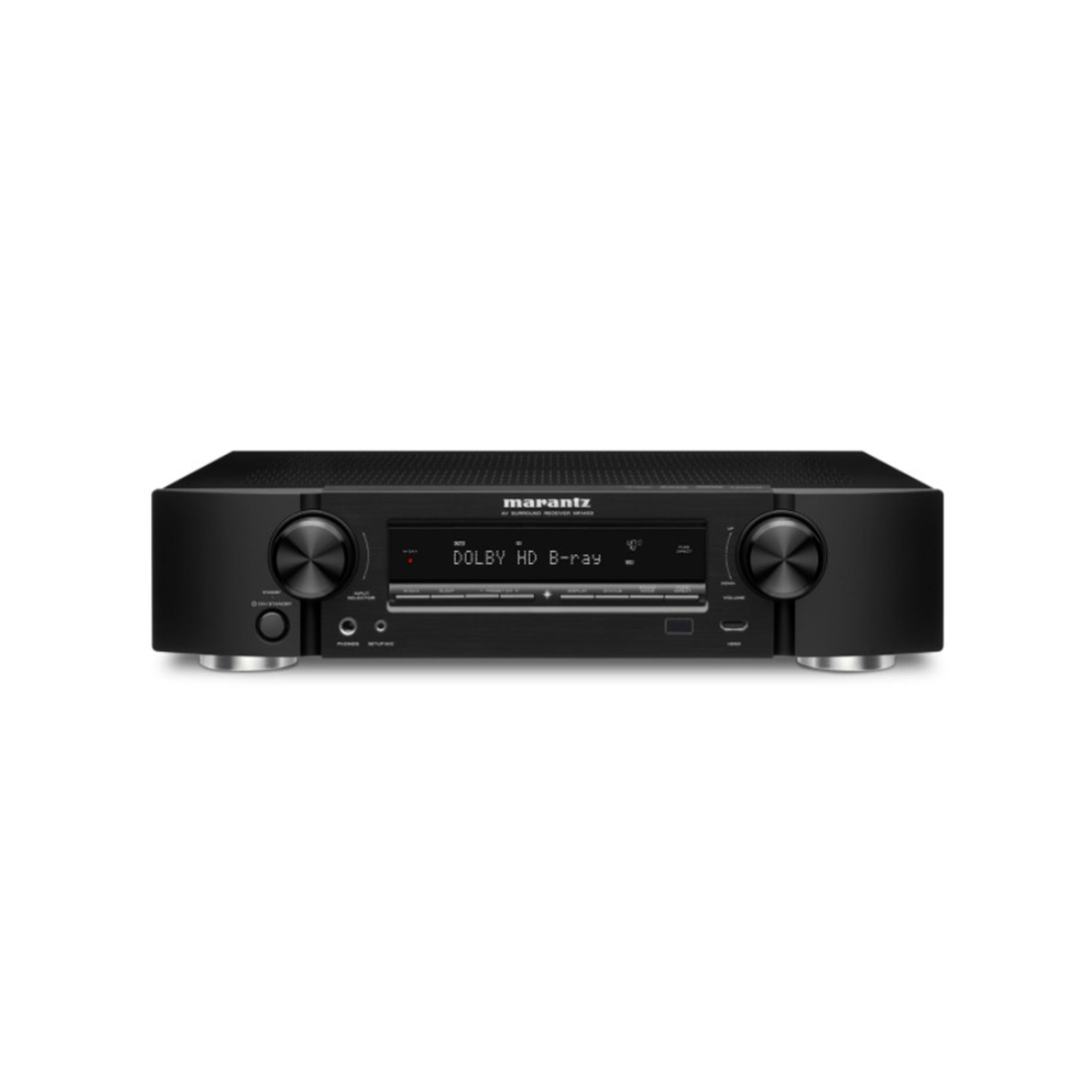 Home Theater Receiver : Marantz nr channel home theater receiver b stock