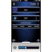 Onkyo TX-8020 Listing Mode Phone