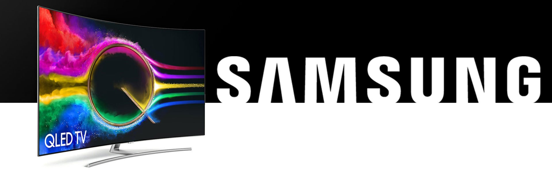 Samsung QLED Banner