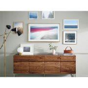 "Samsung The Frame TV 43"" UN43LS003 4K UHD Tizen Smart Television Art Frame - Charcoal Black"