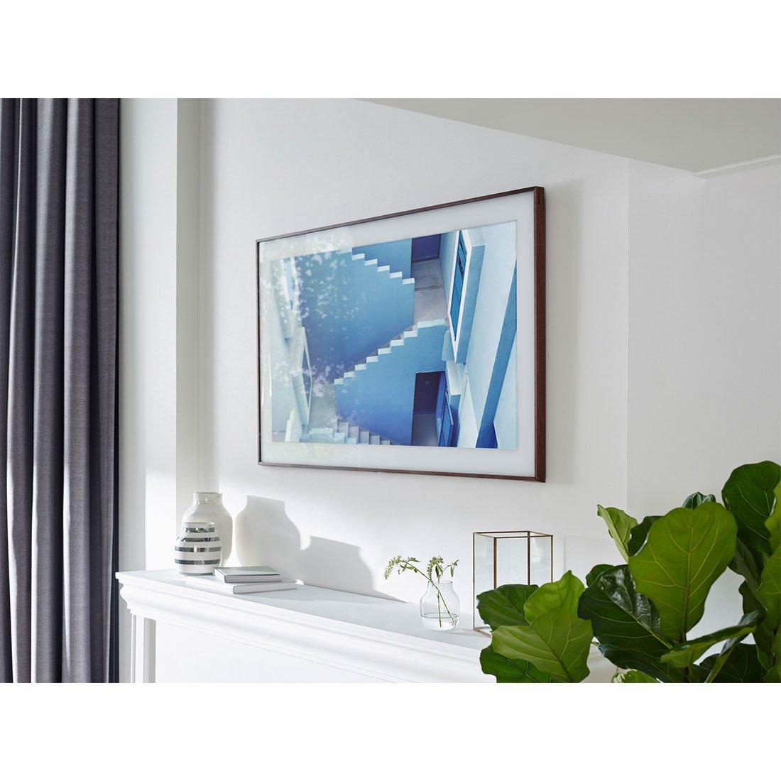 samsung the frame tv 55 un55ls003 4k uhd tizen smart. Black Bedroom Furniture Sets. Home Design Ideas