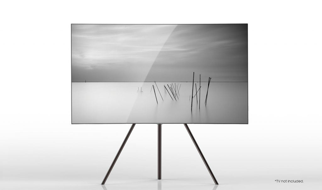 "Samsung VGSTSM11BZA Studio Stand for 65"" & 55"" QLED & The Frame TVs"
