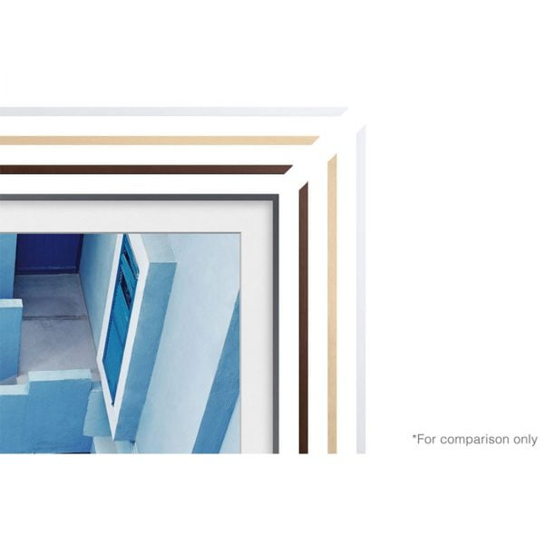 "Samsung VG-SCFM65WM/ZA 65"" The Frame Customizable Bezel - White"