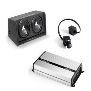 JL Audio CP212-W0v3 - JX500-1D