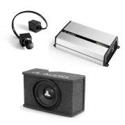 JL Audio CS110-WXv2 w JX500-1D