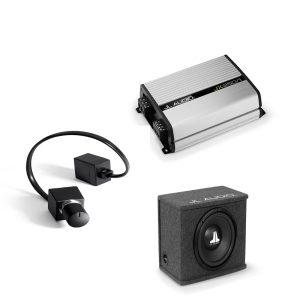 JL Audio CS112-WXV2 bundle
