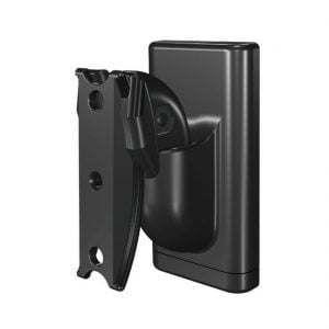Sanus WSWM1-B1 Wireless Speaker Wall Mount for Sonos PLAY:1 and PLAY:3