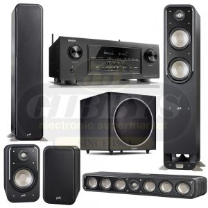 Denon AVR-S920W B-Stock Polk Audio S55 S35 S20 Bundle