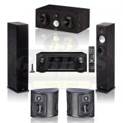 Denon AVR-X2400H Paradigm Monitor 7 Bundle