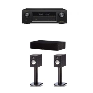 Denon AVR-X2400H with Mini Monitor 2 bundle