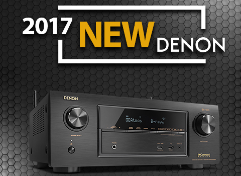 Mobiles New Denon Receivers