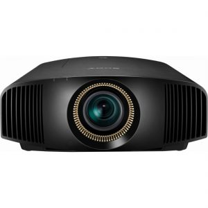 Sony VPL-VW385ES 4K SXRD Projector with High Dynamic Range - Black