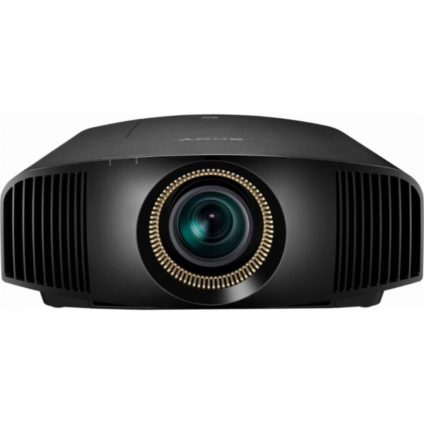 Sony VPL-VW385ES 4K SXRD Projector with High Dynamic Range - Black