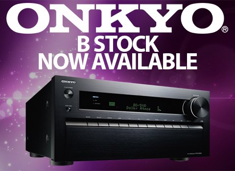 onkyo b stock now available - mobile