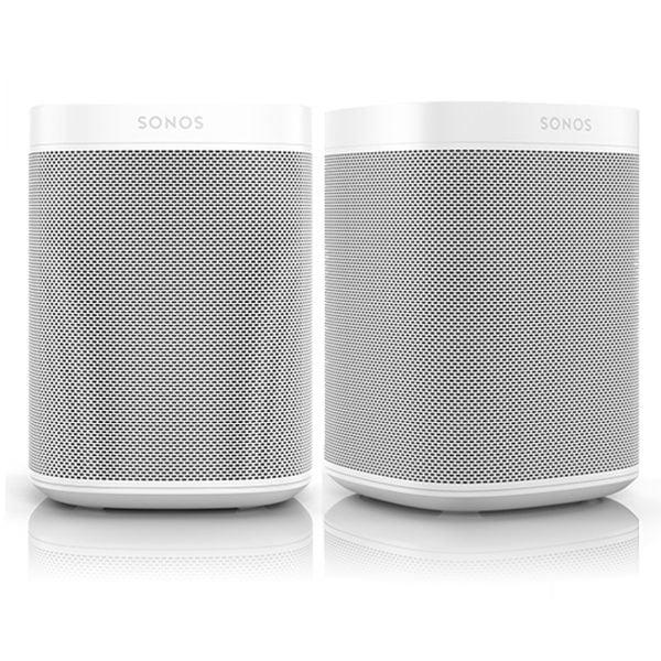 2 Sonos ones