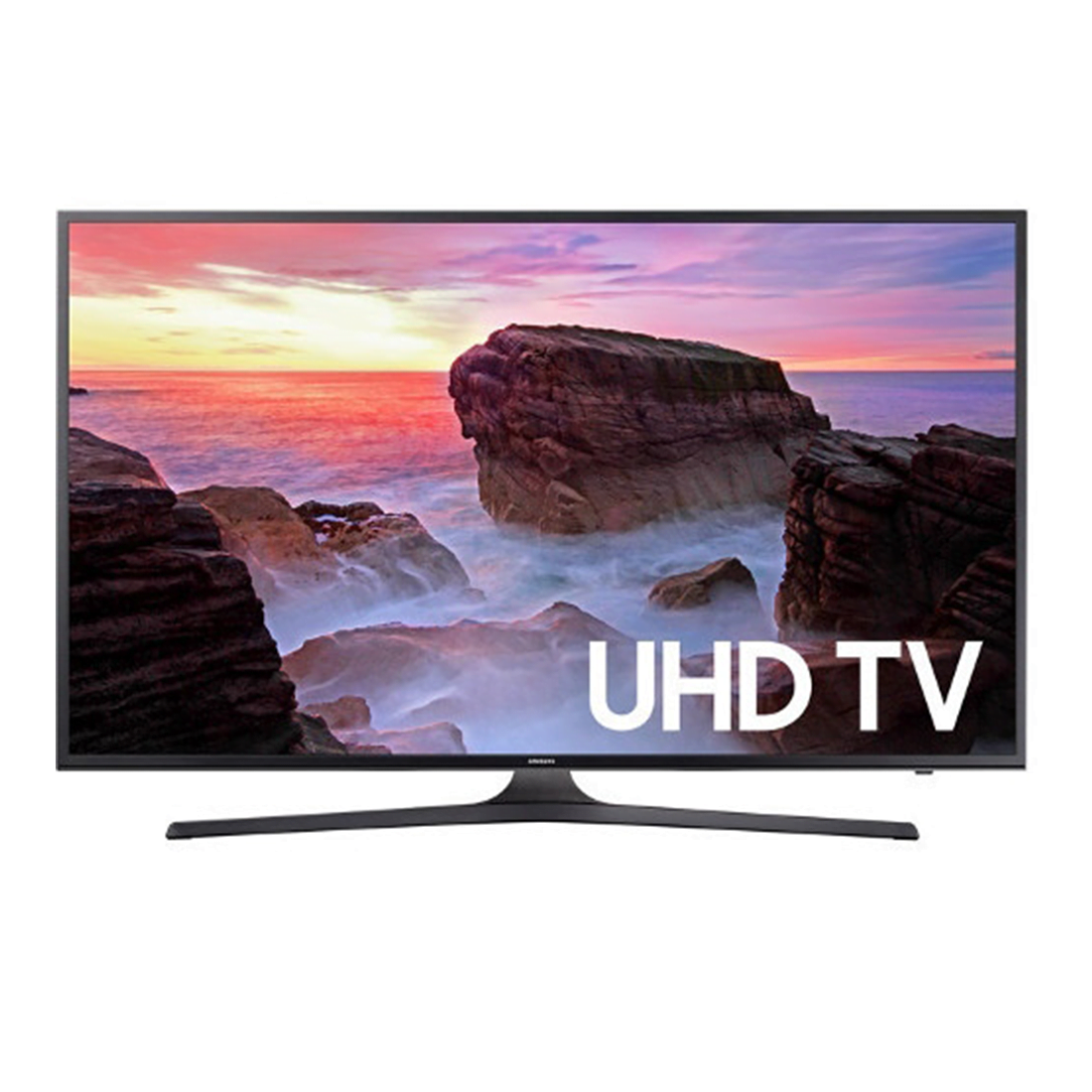 Samsung Un65mu6290 65 4k Uhd Smart Tv With Wi Fi # Meuble A Led De Tv