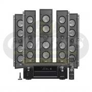 Denon AVR-X4400H Paradigm P3-LCR (5) Bundle
