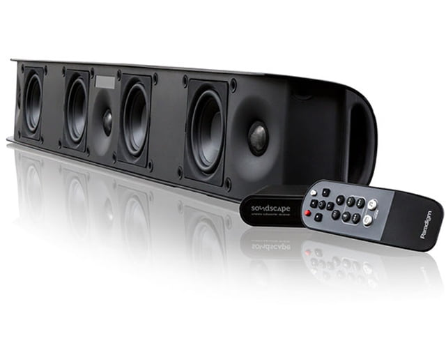 Paradigm Shift Soundscape 5.1 350W Powered Soundbar