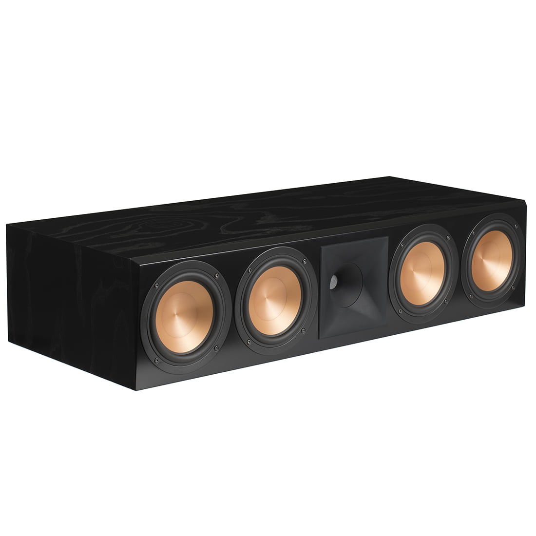 klipsch rc 64 iii center channel speaker black. Black Bedroom Furniture Sets. Home Design Ideas