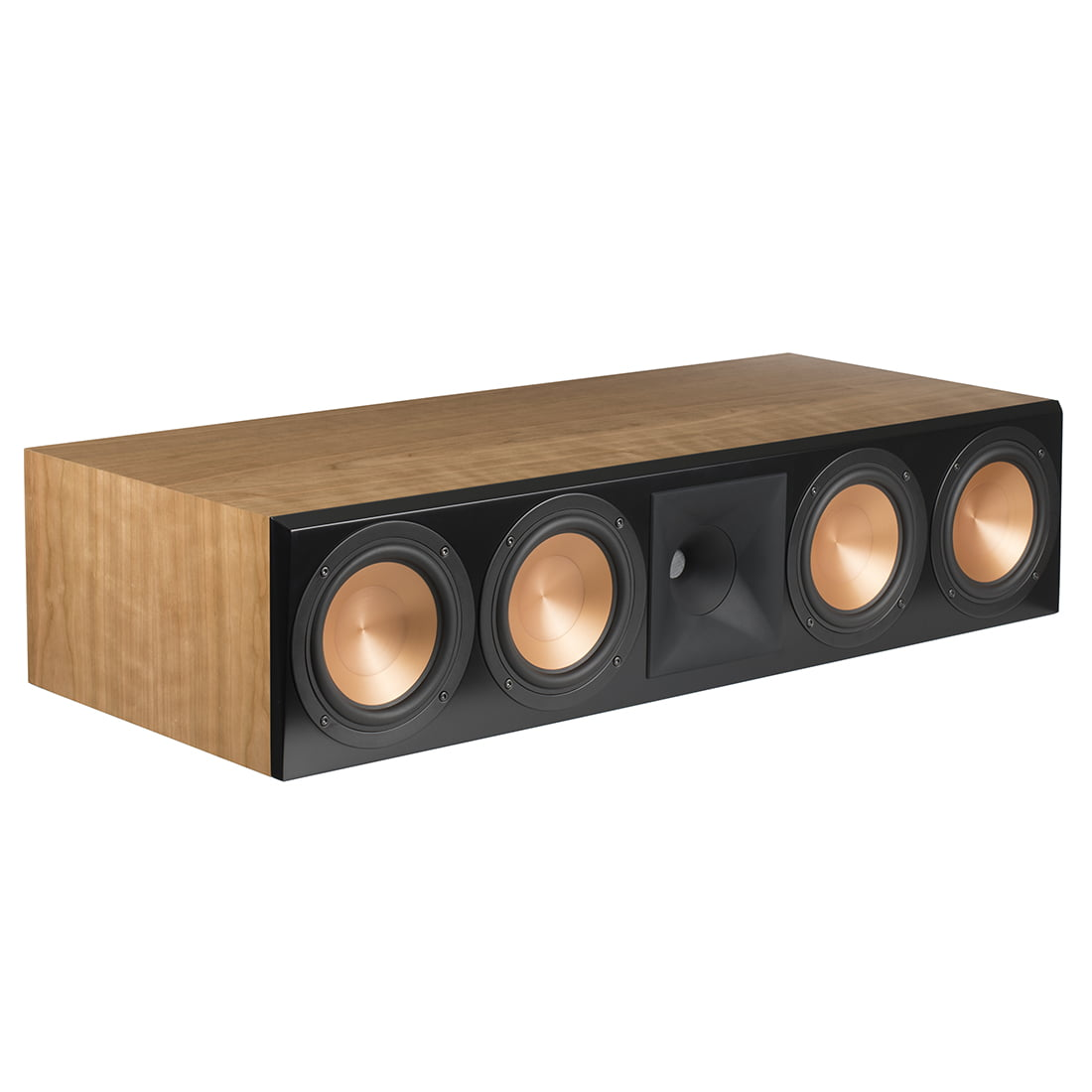 klipsch rc 64 iii center channel speaker cherry. Black Bedroom Furniture Sets. Home Design Ideas