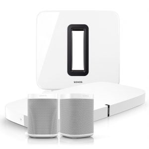 Sub Playbase 2 sonos ones