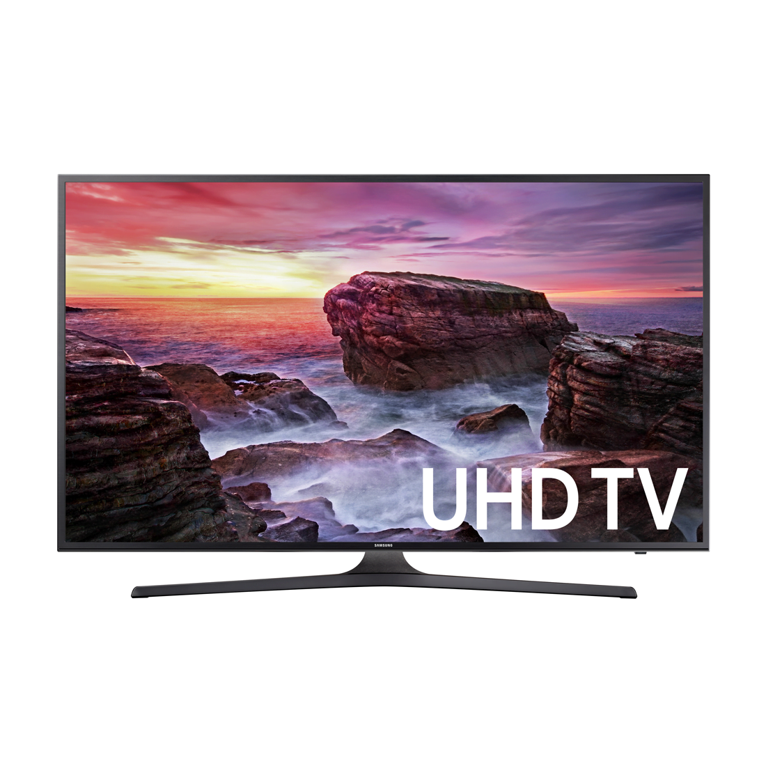 samsung un50mu6070 50 4k uhd with wi fi smart tv. Black Bedroom Furniture Sets. Home Design Ideas