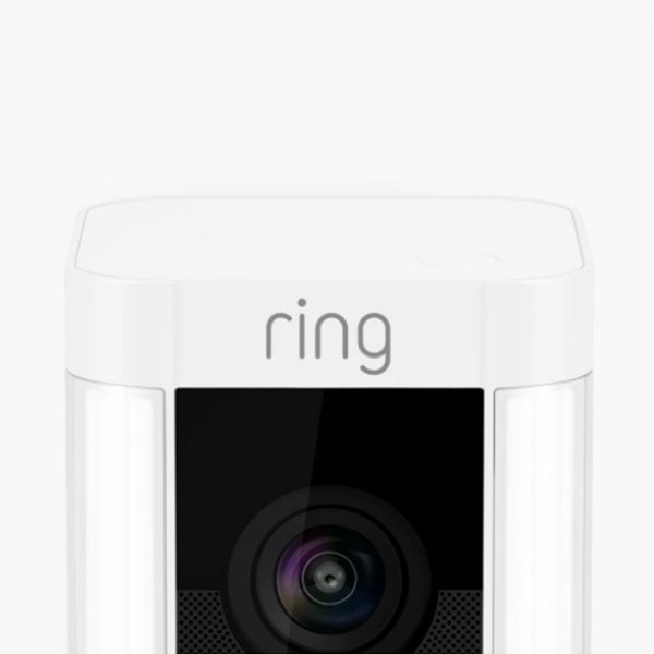 RIN852239005666 Ring Spotlight Cam Wired White