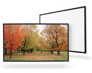 Grandview LF-PU 120 Fixed Frame projector screens
