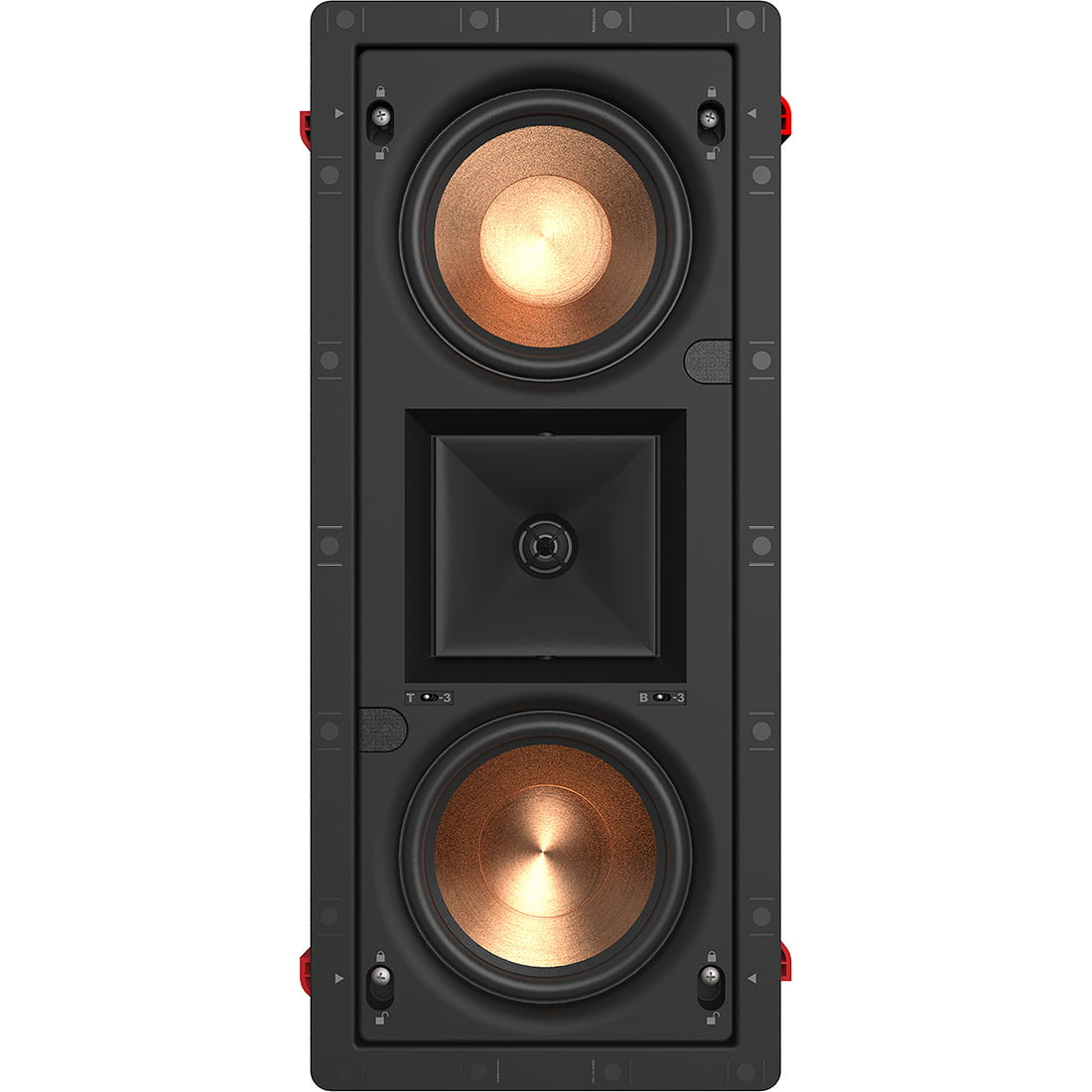 Klipsch Pro 25rw Lcr Reference Professional Series In Wall