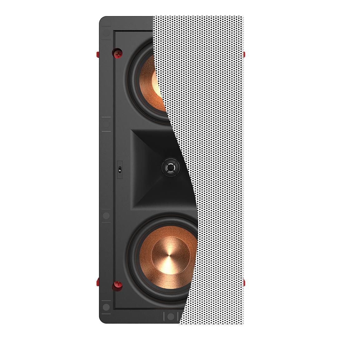 Klipsch Pro 24 Rw Lcr In Wall Speaker Each