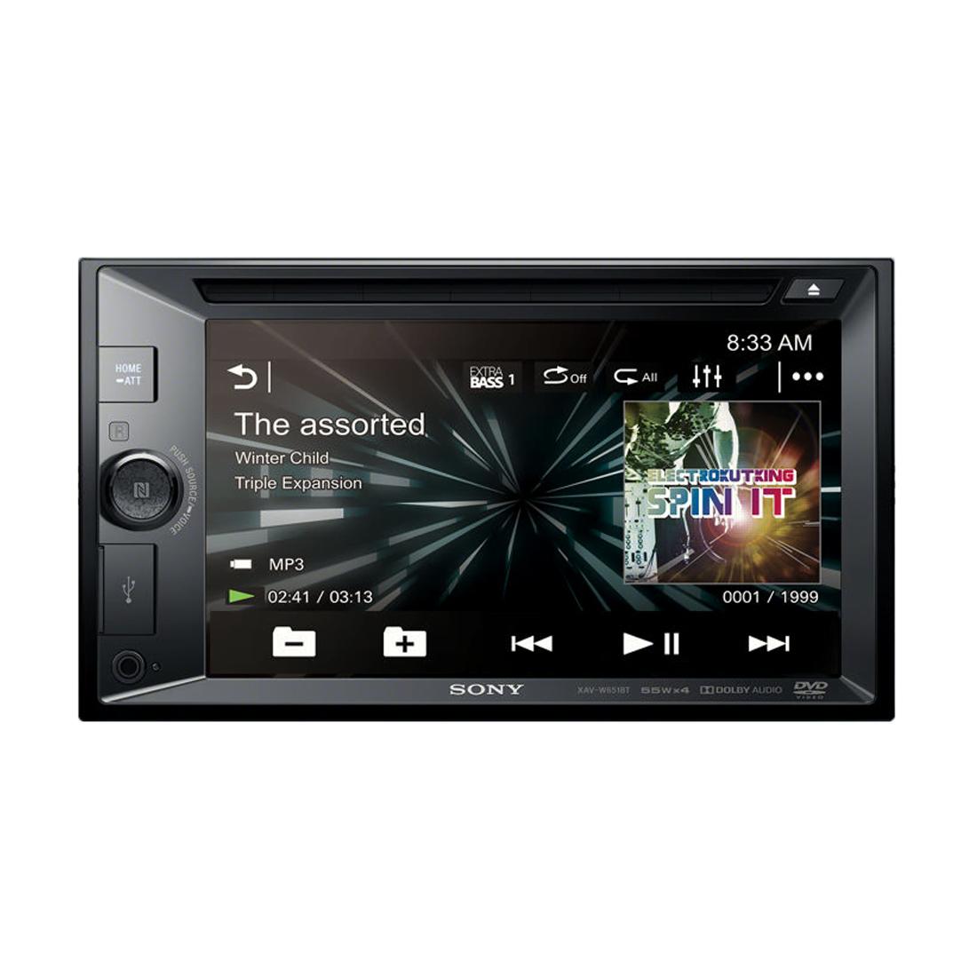 Sony AVW651BTN