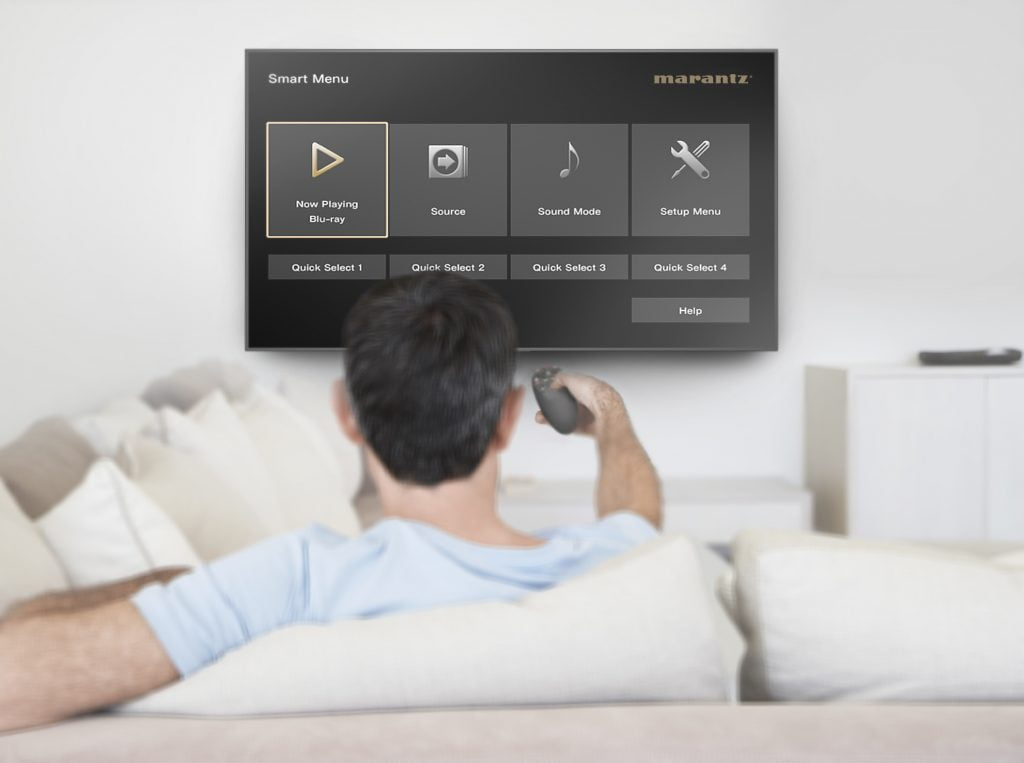 Marantz Smart TV