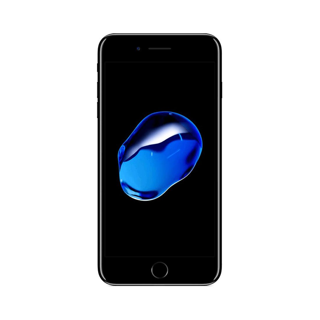 apple iphone 7 plus black 32gb and 256gb. Black Bedroom Furniture Sets. Home Design Ideas